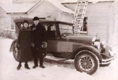 GM Flint 1926