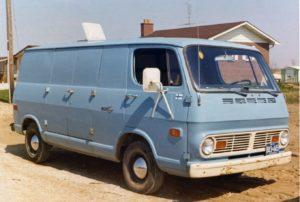 Chevy van 69