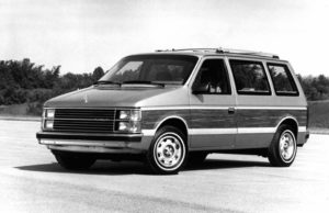 1985 Plymouth Voyager